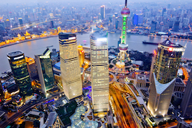 Kreditkarte für China