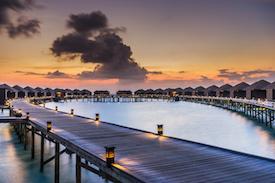 Kreditkarte für die Malediven