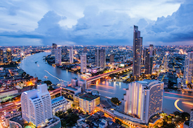 Kreditkarte für Thailand