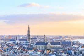 Kreditkarte für Belgien
