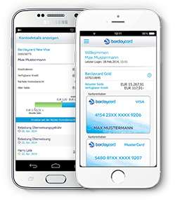 Barclaycard New Visa App Test