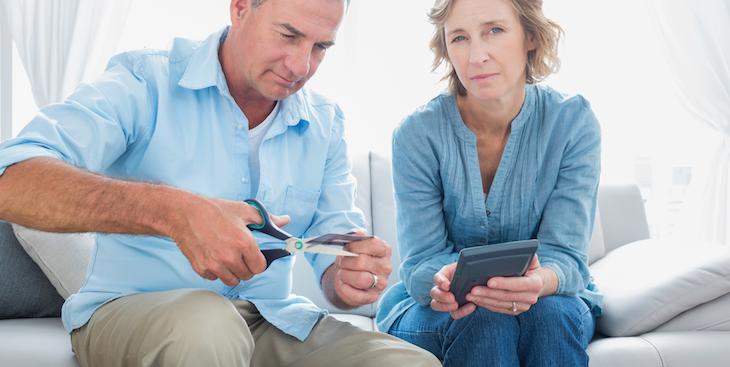 Warum fällt es vielen schwer, die Schulden für Kreditkarten loszuwerden?
